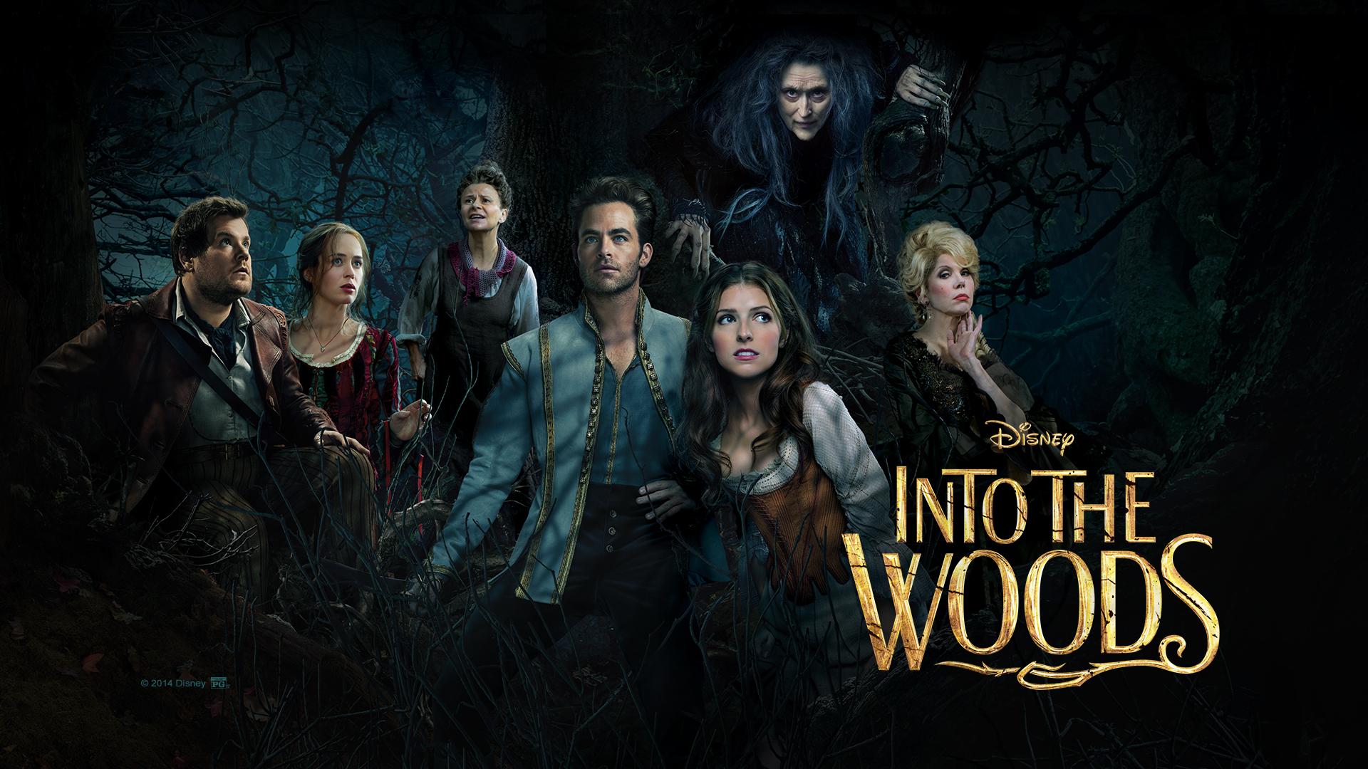 Into the Woods, Johnny Deep e Meryl Streep nella nuova favola Disney