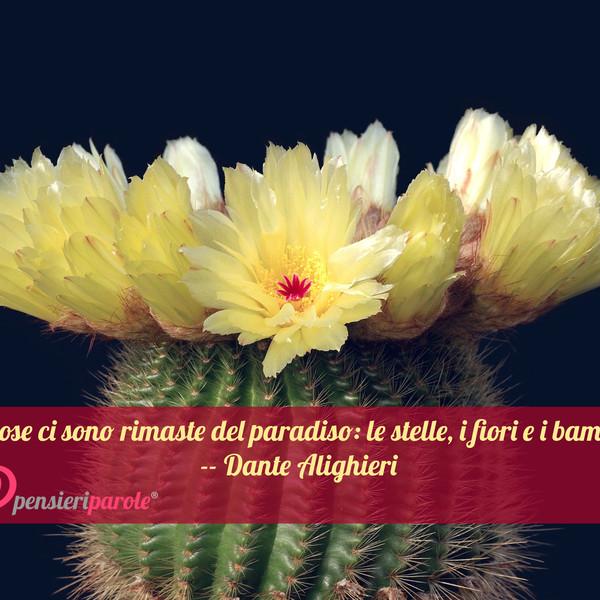 Frasi Sui Bambini Dante Alighieri