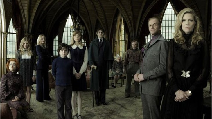 Trailer Ufficiale Dark Shadows