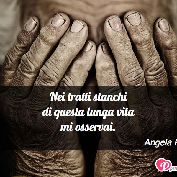 Immagine Con Poesia Haiku Di Angela Randisi Nei Tratti Stanchi