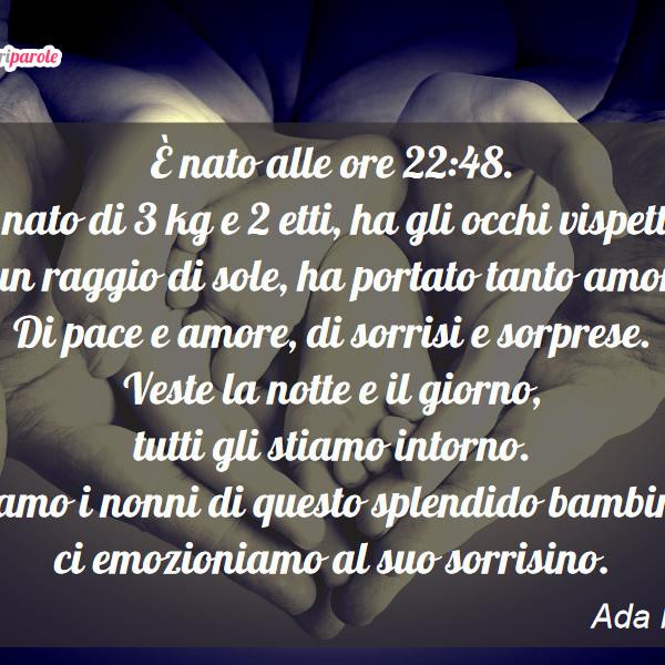 Immagine Con Poesia Poesie Personali Di Ada Roggio E Nato Alle