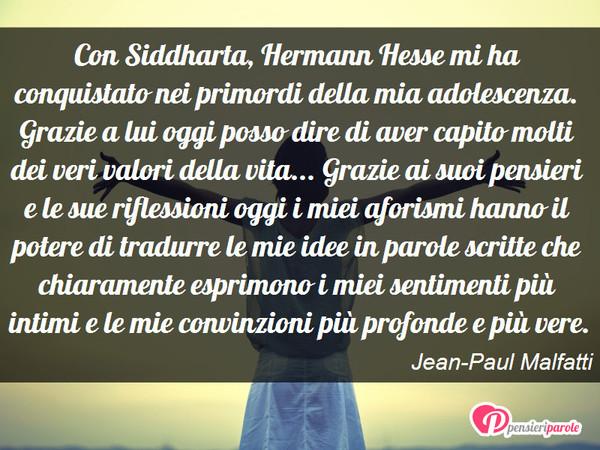 Siddharta Hermann Hesse Ed Io Pensieriparole