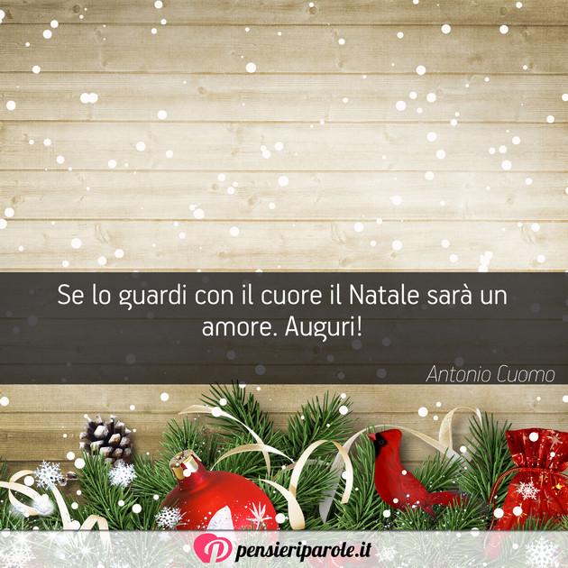 Frasi Di Natale Dei Film.Immagine Con Augurio Auguri Di Natale Di Antonio Cuomo Se