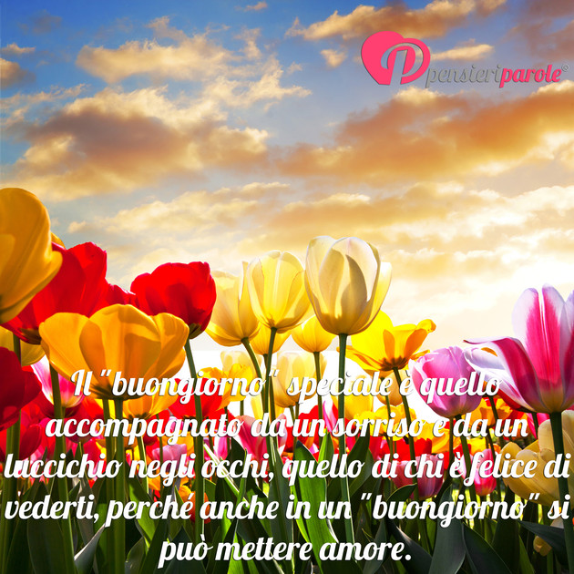 Conosciuto Immagine con augurio buongiorno di Antonio Curnetta - Il  RS85