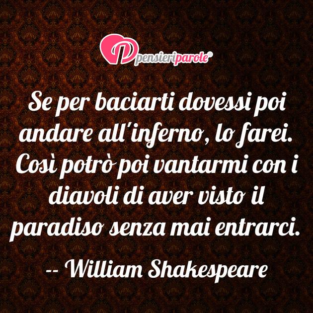 Frasi Matrimonio William Shakespeare