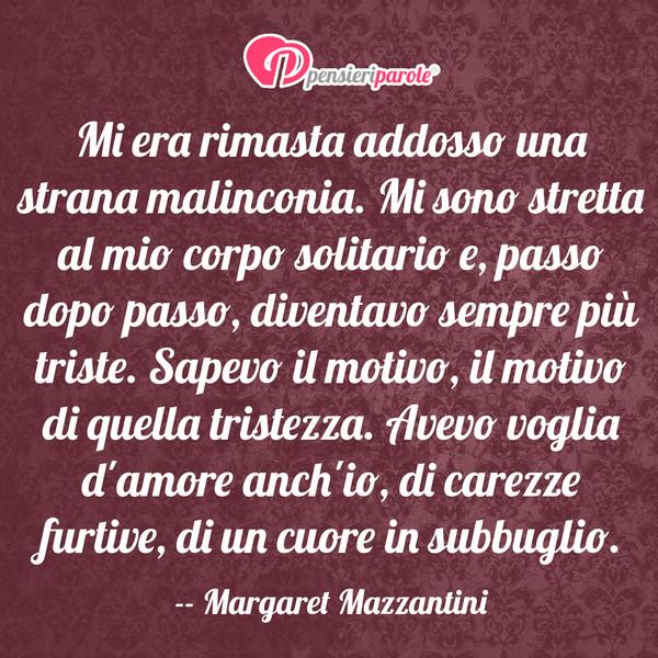 Mi Era Rimasta Addosso Una Margaret Mazzantini Pensieriparole