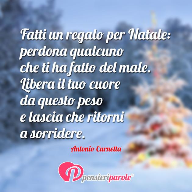 La Magia Del Natale Frasi.Immagine Con Augurio Auguri Di Natale Di Antonio Curnetta