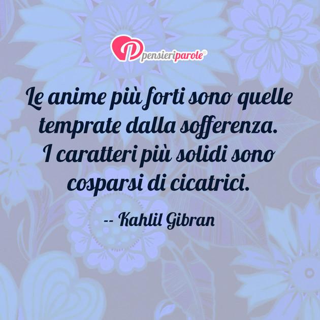 Immagine Con Frase Saggezza Di Kahlil Gibran Gibran Khalil Gibran