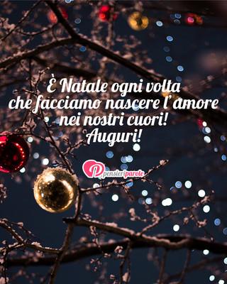 Auguri Di Natale Al Nipotino.Auguri Di Buon Natale Pensieriparole