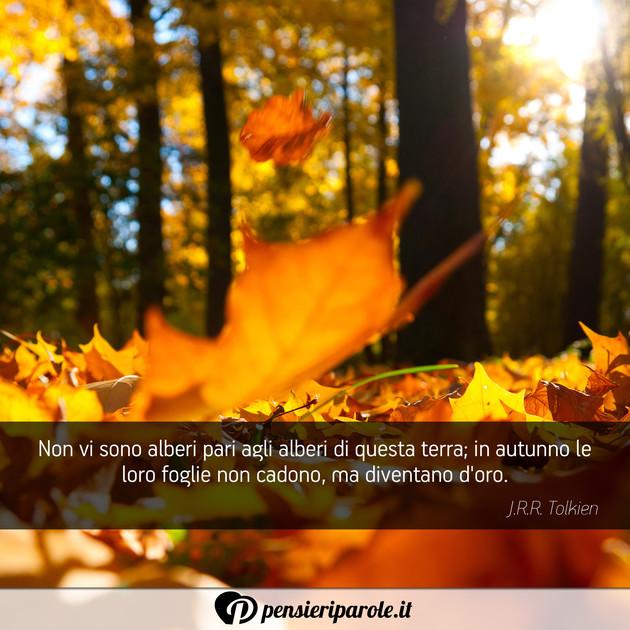 Immagine Con Frase Natura Di J R R Tolkien John Ronald