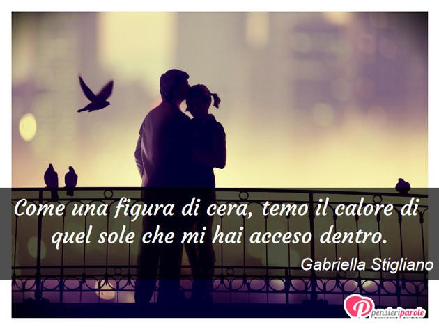 Immagine Con Augurio Frasi Tvb Di Gabriella Stigliano Come Una