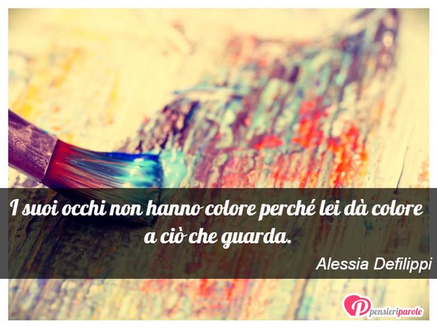 Immagine Con Frase Benessere E Bellezza Di Alessia Defilippi I