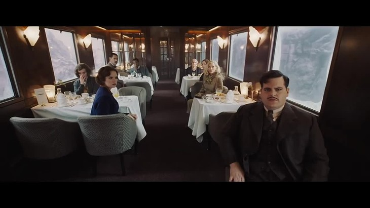 Trailer Assassinio sull'Orient Express