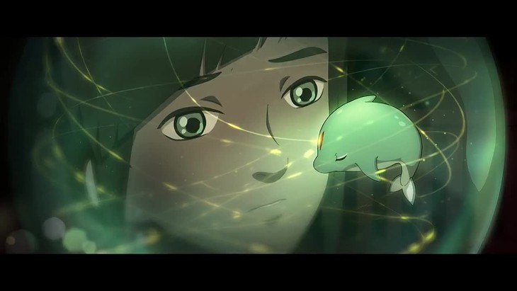 Trailer Big Fish & Begonia